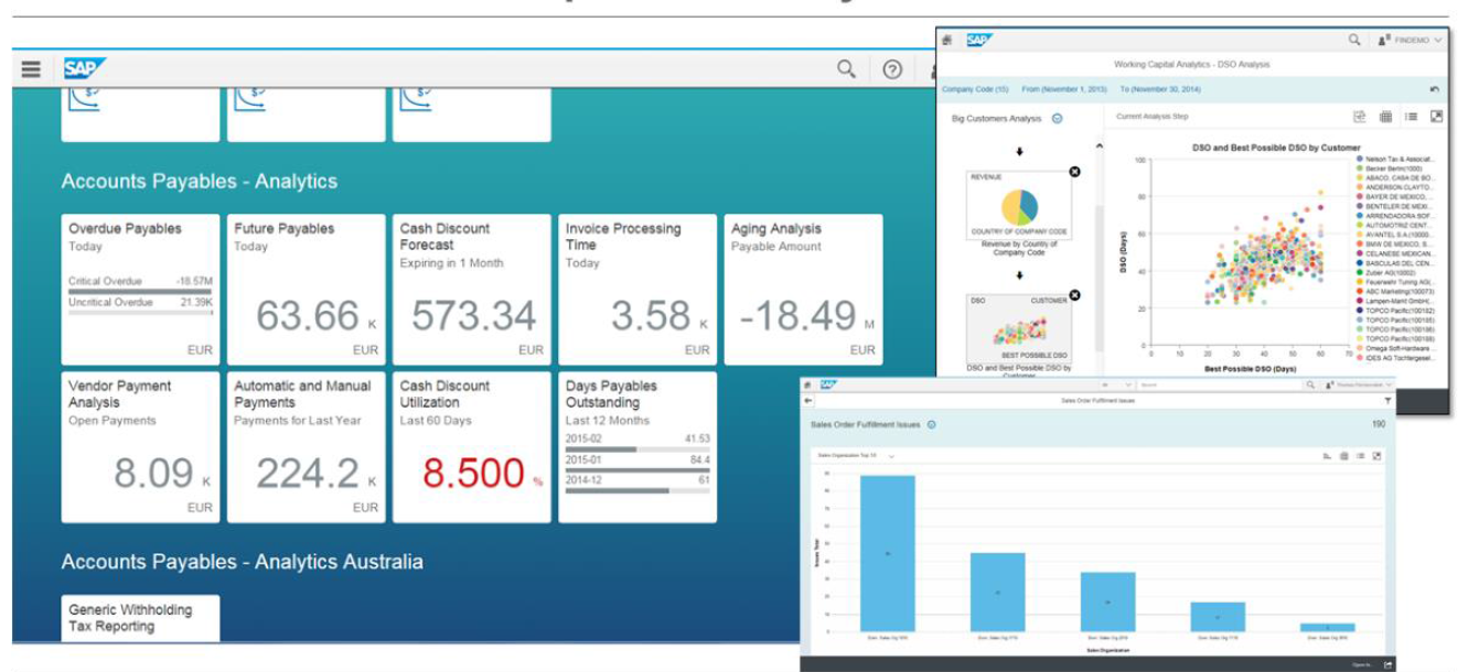 S 4hana Out Of The Box Reporting With Fiori S 4hana Blog