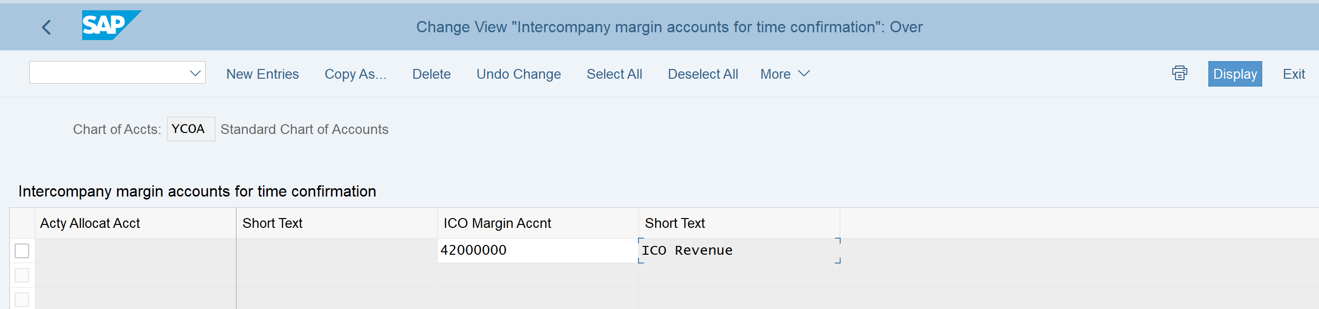 6. Intercompany Margin Accounts